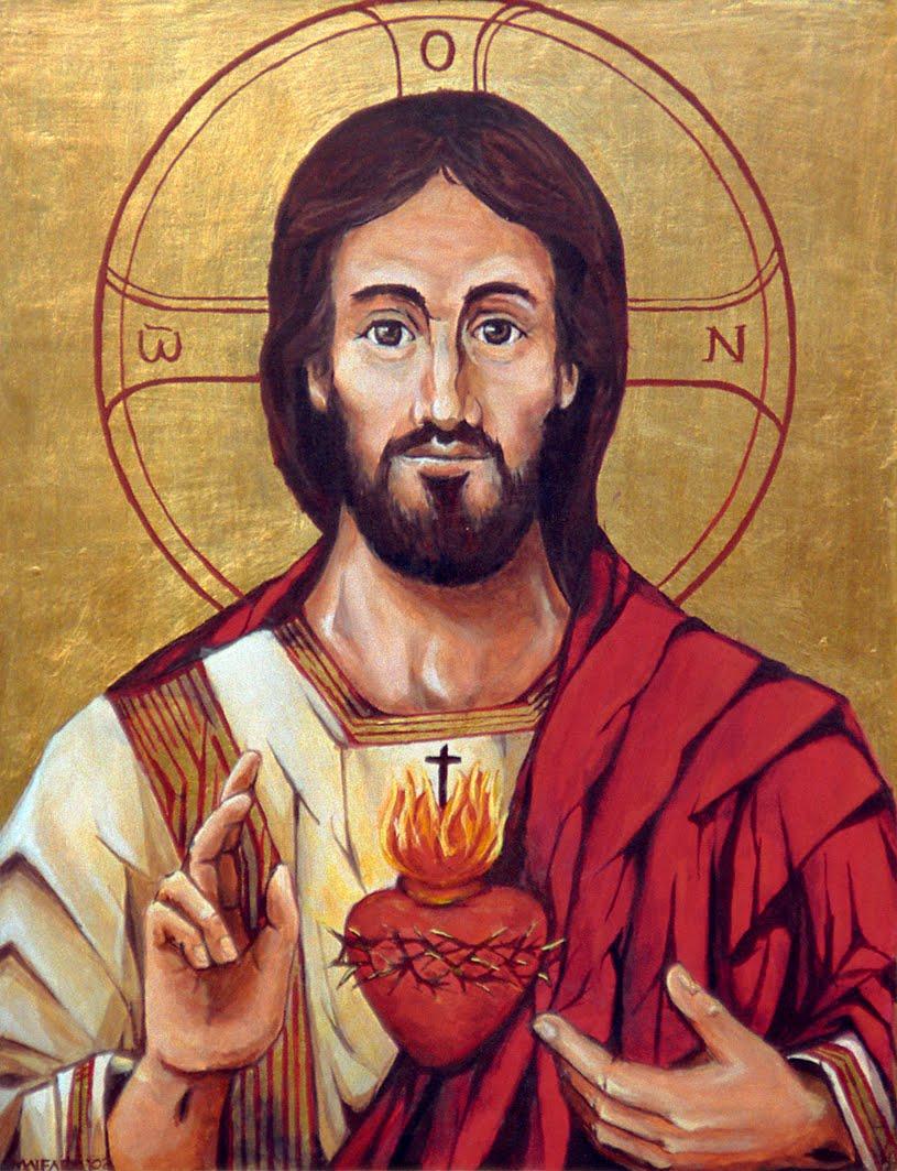 La Solemnidad Del Sagrado Corazon De Jesus Es Una Devocion Picture