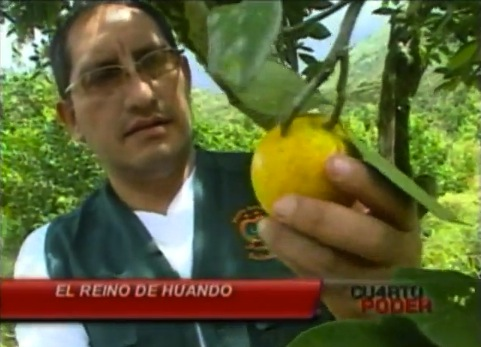 "VIDEO] Programa ""Cuarto Poder"" de América TV emitió reportaje sobre ..."
