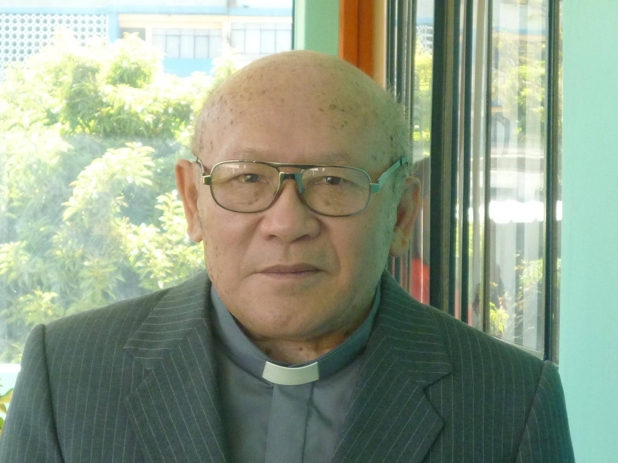 Vida y trayectoria del Sacerdote Salesiano Juan Pun Wong SDB